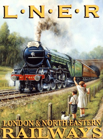 ***The Flying Scotsman
