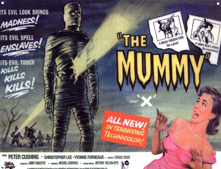 It's Evil Spell Enslaves! - The Mummy