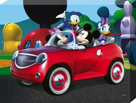 Driving Fun with Mickey Mouse and the Gang! - Mickey Mouse Clubhouse