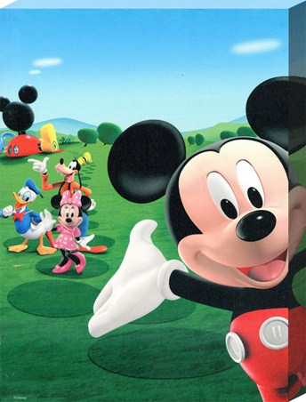 ***A Huge Hello From Mickey & His Friends