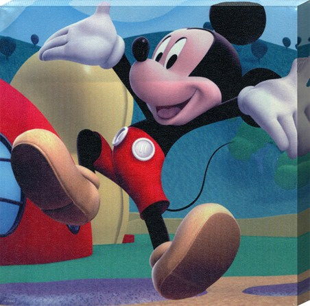 Jumping for Joy! - Disney's Mickey Mouse