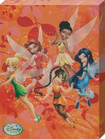 Say Hello to the Disney Fairies - Tinkerbell and Friends
