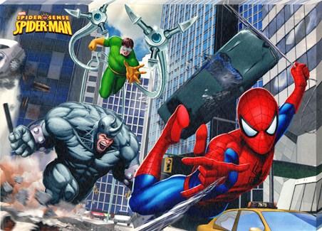 Spider-Man Flees Dr. Octopus & The Rhino - Marvel's Spider-Man