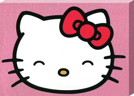 Cute White Kitty - Sanrio's Hello Kitty