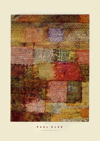 Florentine Villa District, 1926 - Paul Klee