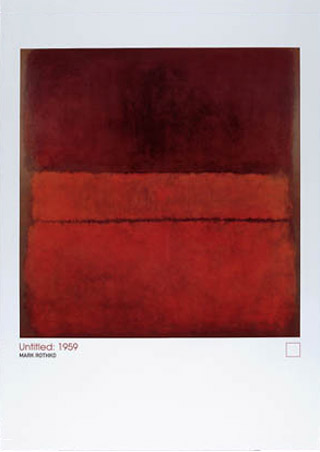 Untitled, 1959 - Mark Rothko