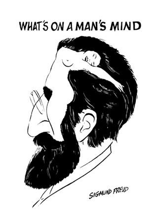 What's on a Man's Mind? - Sigmund Freud