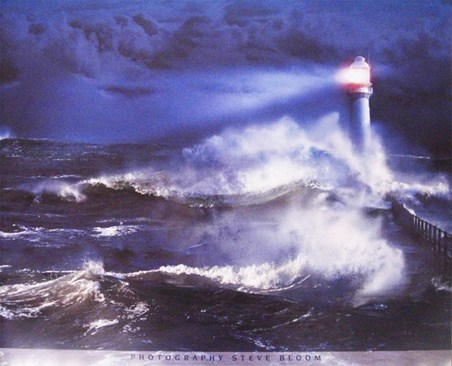 The Lighthouse - Steve Bloom