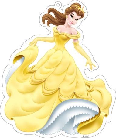 Beautiful Belle - Disney Princess
