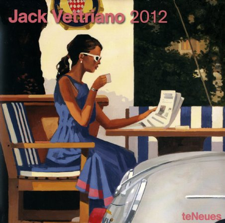 A Voyage of Contemporary Classics - Jack Vettriano