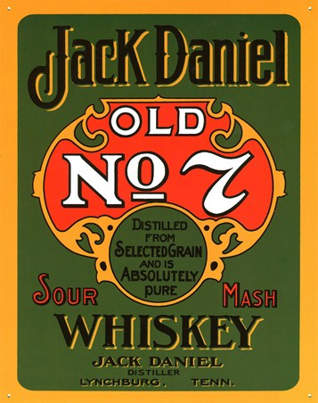 ***Sour Mash Whiskey