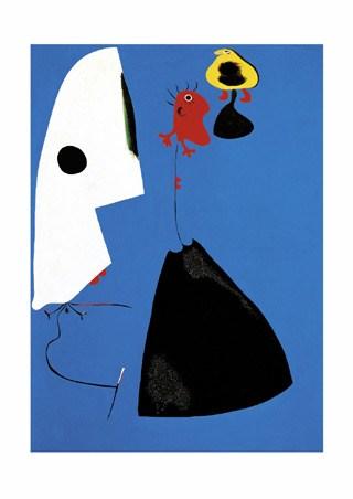 Three Women - (Trois Femmes) - Joan Miro