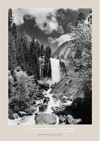Yosemite National Park, California - The Monochrome Gallery