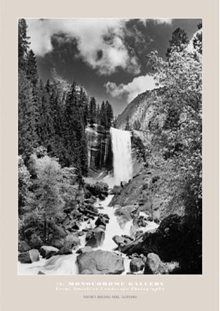 Yosemite National Park, California - The Monochrome Gallery