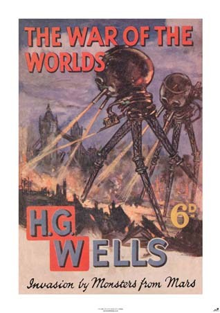 war of the worlds essays hg wells View war of the worlds h g wells book reports for courses & select personal book report writing help for mla style essays associated with war of the worlds h g wells.