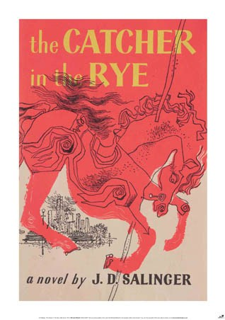 the contemporary enlightened one in catcher in the rye by jd salinger His career as a writer was profoundly influenced by his meeting with the enlightened  in contemporary  jd salinger's the catcher in the rye,.