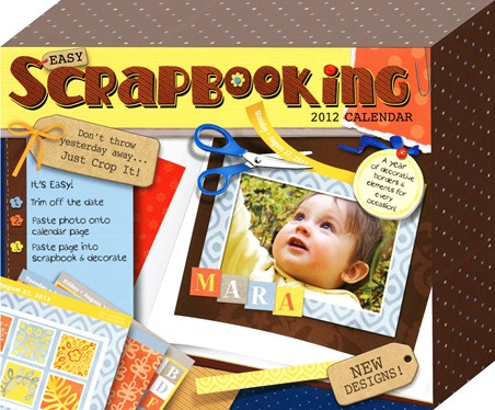 Easy Scrapbooking - Treasured Memories