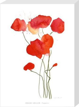 Poppies - Oskar Koller