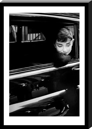 A Moment for Reflection - Audrey Hepburn