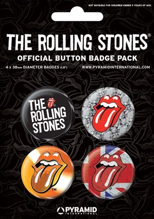 Ionic Tongue Logos - The Rolling Stones