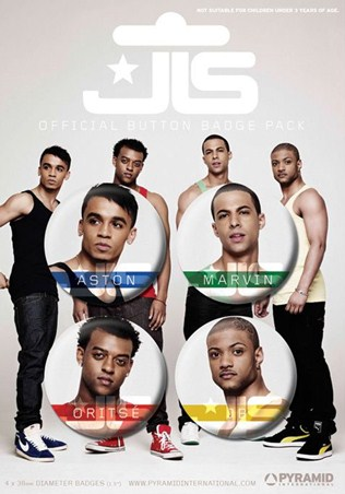 Eyes Wide Shut - JLS