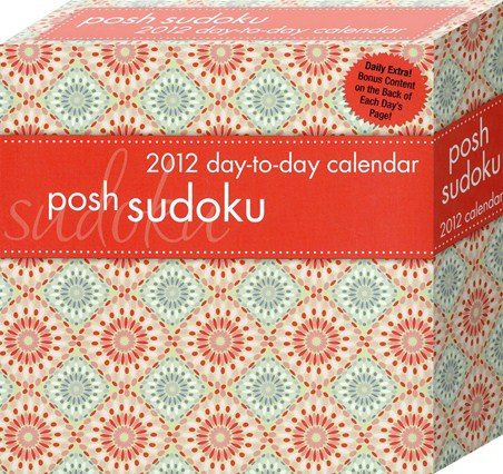 Stylish and Fun Problem Solving - Posh Sudoku