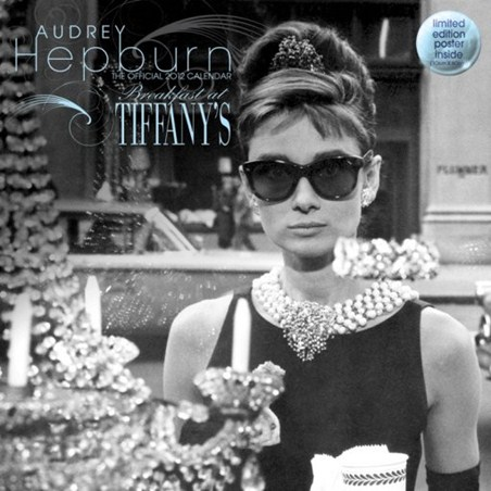 Breakfast At Tiffany's - Audrey Hepburn