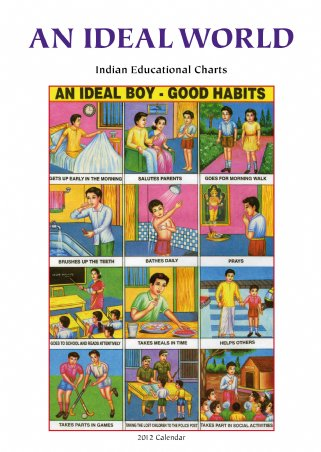 Indian Educational Charts - An Ideal World