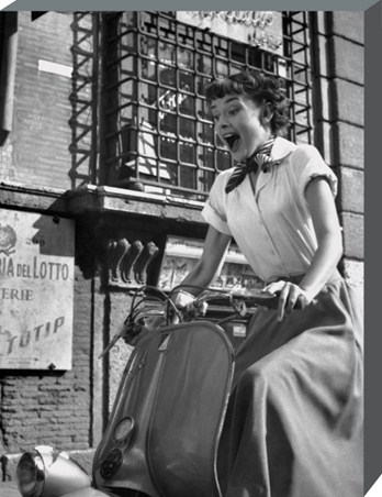 ***Roman Holiday