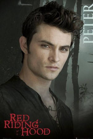 Shiloh Fernandez is Peter - Red Riding Hood