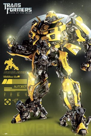 Bumblebee - Transformers 3; Dark of the Moon