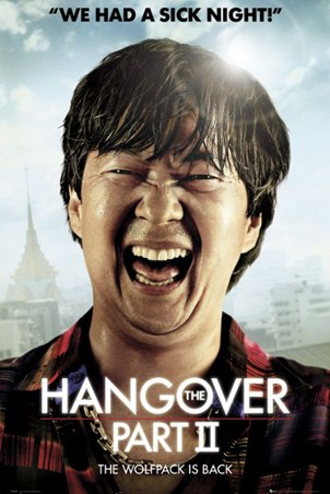 We Had A Sick Night - The Hangover Part II