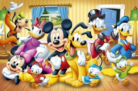 Disney Fun - Mickey Mouse & Pals