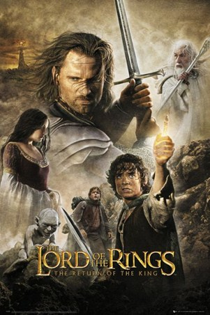 Return of the King - The Lord of the Rings