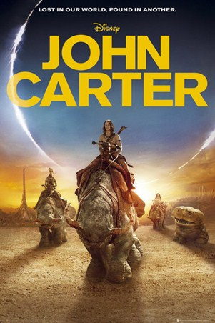 Lost in Our World, Found in Another - John Carter