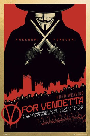 An Uncompromising Vision of the Future - V for Vendetta