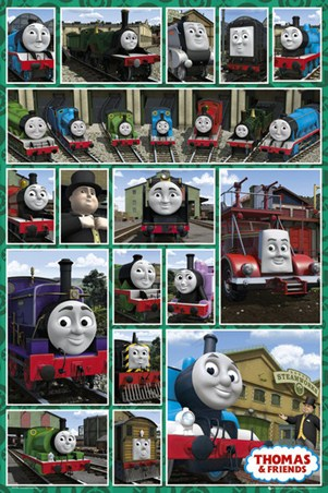 Thomas & Friends Compilation - Thomas the Tank Engine