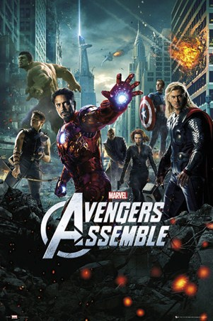Avengers Assemble - The Avengers