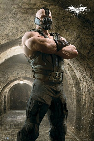 Bane - Batman: The Dark Knight Rises