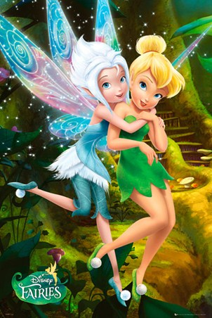 Tinkerbell And The Secret Of Wings Wallpaper