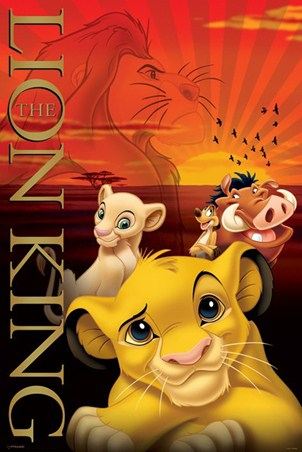 Simba and Pals - The Lion King