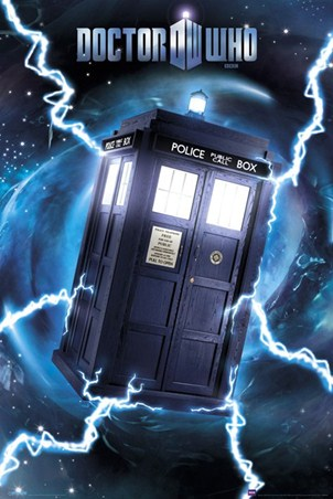The Tardis - Doctor Who