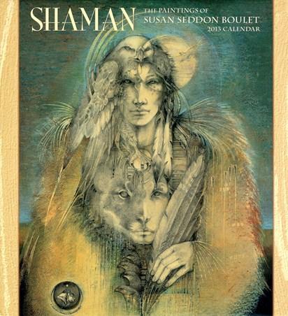 Shaman - Susan Seddon Boulet