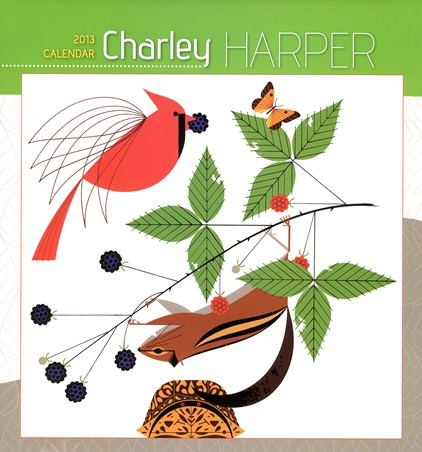 Birds, Bees, Blossoms & Bugs - Charley Harper