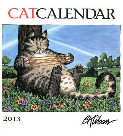 Quirky Cats & Mischevious Moggies - B. Kliban