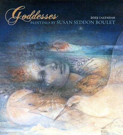 Goddesses - Susan Seddon Boulet