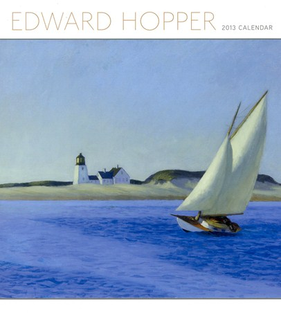 Scenes of New York & New England - Edward Hopper