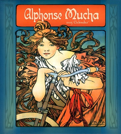 Art Nouveau Posters - Alphonse Marie Mucha