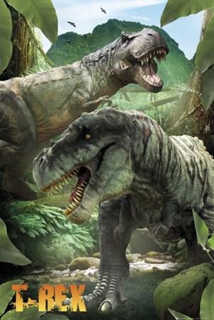 T Rex - Dinosaurs