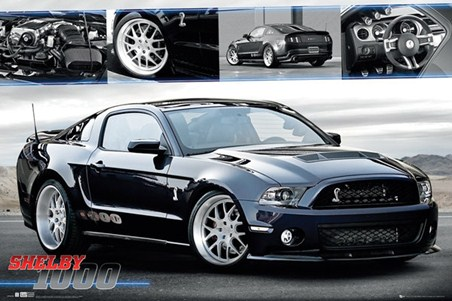 Ford Shelby 1000 - Dream Machine